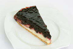 Huckleberry pie Royalty Free Stock Images