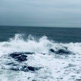 Huczenia morze obraz stock