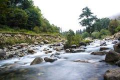 Huczenie rzeka zdjęcia royalty free