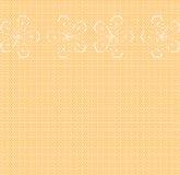 Hud Tone Lace vektor illustrationer