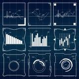HUD UI για την επιχείρηση app απεικόνιση αποθεμάτων