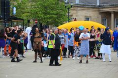 Huddersfield Carnival Royalty Free Stock Images