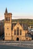 Huddersfield kyrka Fotografering för Bildbyråer