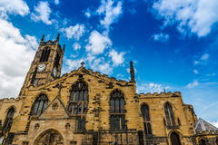Huddersfield town monument Royalty Free Stock Photo