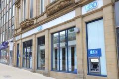 TSB Bank, UK royalty free stock image