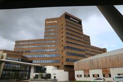 huddersfield universitetar royaltyfri foto