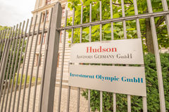 Hudson Advisors and Investment Olympic Stock Photos
