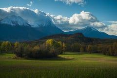Hudson Bay Mountain Images libres de droits