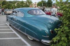 1951 Hudson 2 Deurhardtop Royalty-vrije Stock Foto's