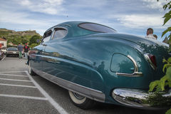 1951 Hudson 2 Door Hardtop Stock Photo