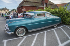 1951 Hudson 2 Door Hardtop Royalty Free Stock Photography