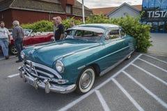 1951 Hudson 2 Door Hardtop Stock Image