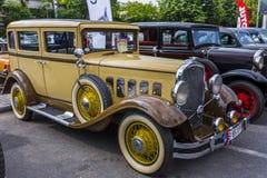 Hudson Eight 1930 Lizenzfreies Stockfoto