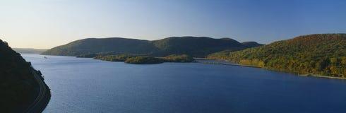 Hudson flod arkivfoto