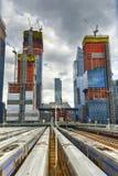 Hudson jardy - Miasto Nowy Jork Fotografia Royalty Free