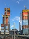Hudson jardy - Miasto Nowy Jork Obraz Stock