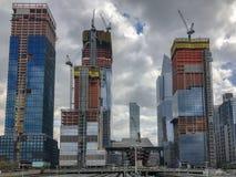 Hudson jardy - Miasto Nowy Jork obrazy royalty free