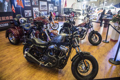 Hudson Motor Show Immagini Stock