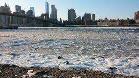 Hudson River Arkivfoton