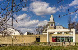 Hudson River Museum in Yonkers Stockfoto