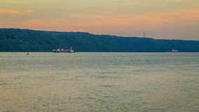 Hudson River, New York City stock photography