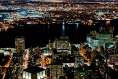 Hudson river in New York Stock Photography