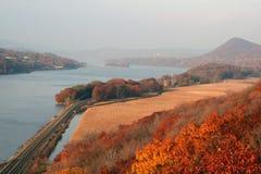 Hudson River, NY royalty free stock images