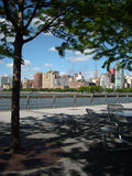 Hudson River Park New York USA Stock Photography