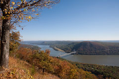 Hudson River View Stock Photography