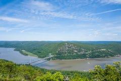 Hudson River Royalty Free Stock Photos