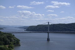 New York Hudson River Royalty Free Stock Photography