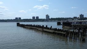 Hudson River stock video footage