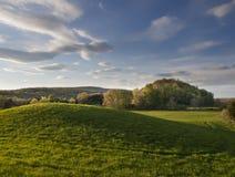 Hudson Valley Springtime Landscape royaltyfri fotografi