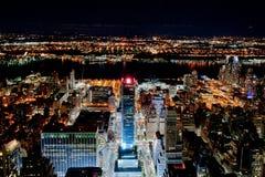 Hudson w Nowy Jork Zdjęcie Royalty Free