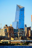 10 Hudson Yards Fotografie Stock