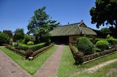 Hue Citadel Building. A building in Hue Citadel Stock Images
