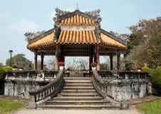 Hue Citadel, eredità della cultura, Dai Noi, Vietnam, ONG lunedì Fotografia Stock