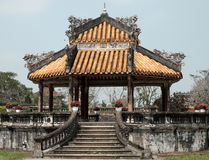 Hue Citadel, eredità della cultura, Dai Noi, Vietnam, ONG lunedì Fotografia Stock Libera da Diritti