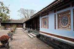 Hue Citadel, eredità della cultura, Dai Noi, Vietnam, ONG lunedì Immagine Stock Libera da Diritti