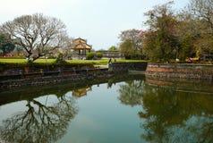 Hue Citadel, héritage de culture, Dai Noi, Vietnam, O.N.G. lundi Photo libre de droits