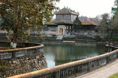 Hue Citadel, héritage de culture, Dai Noi, Vietnam, O.N.G. lundi Photos libres de droits