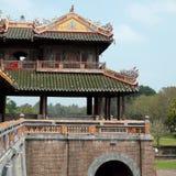 Hue Citadel, héritage de culture, Dai Noi, Vietnam, O.N.G. lundi Images libres de droits