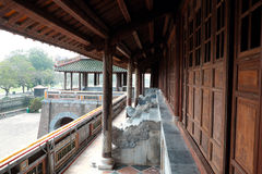 Hue Citadel, héritage de culture, Dai Noi, Vietnam, O.N.G. lundi Photo stock