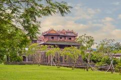 Hue Citadel in Vietnam Stockfoto
