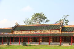 Hue Citadel, Vietnam fotografia stock