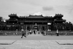 Hue Citadel, Vietnam Stock Photo