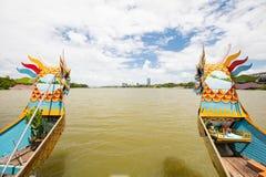 Hue City Dragon Boat imagens de stock