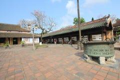 Hue Complex de Hue Monuments en Vietnam Fotos de archivo