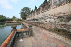 Hue Complex de Hue Monuments en Vietnam Foto de archivo libre de regalías