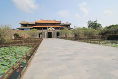 Hue Complex de Hue Monuments en Vietnam Foto de archivo